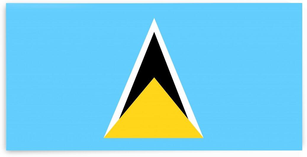 Saint Lucia by Tony Tudor