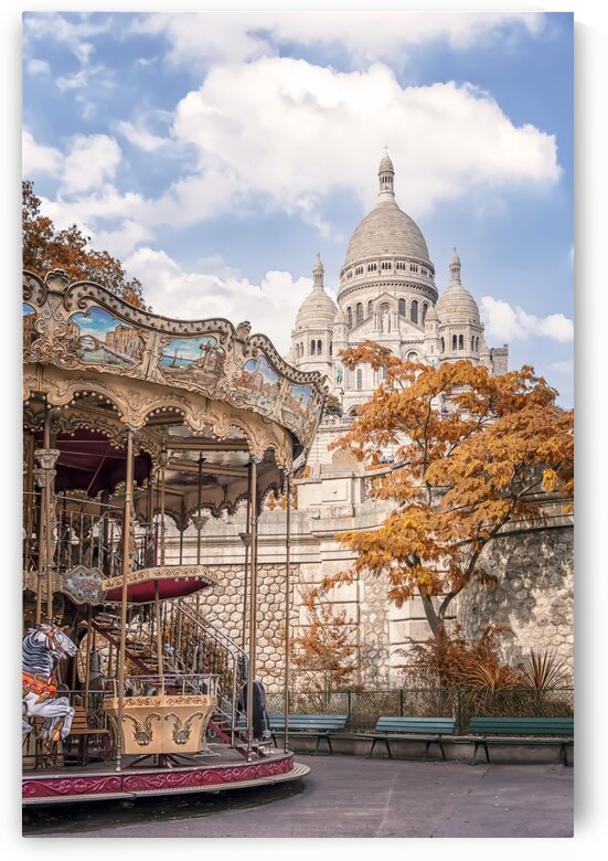 Montmartre by Manjik Pictures