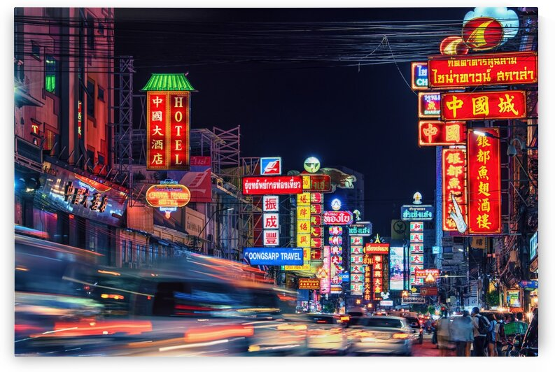 Chinatown by Manjik Pictures