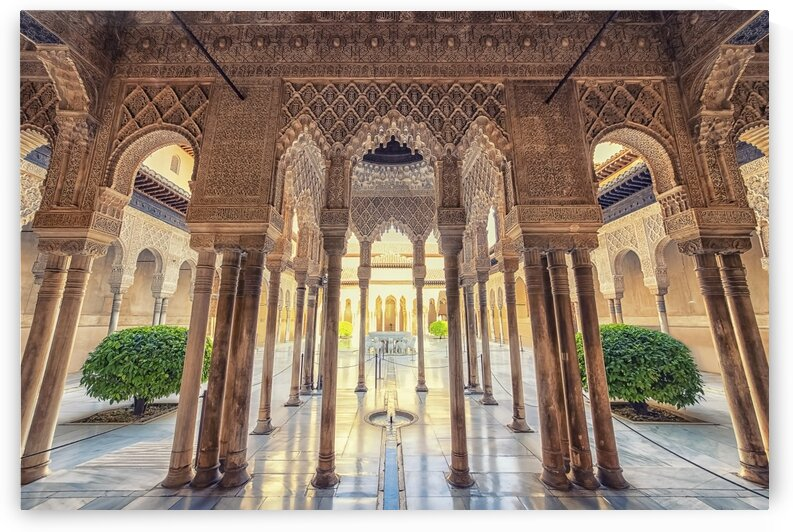 Alhambra by Manjik Pictures