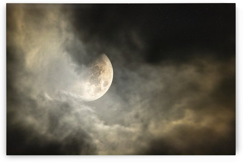 Goodnight Moon  by Chris Stahl Photography