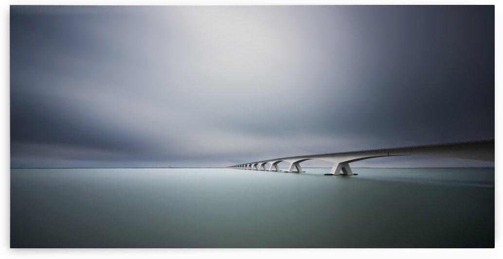 The Infinite Bridge by Arthur van Orden by 1x