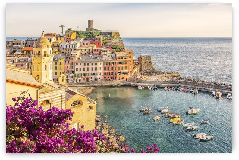 Vernazza by Manjik Pictures