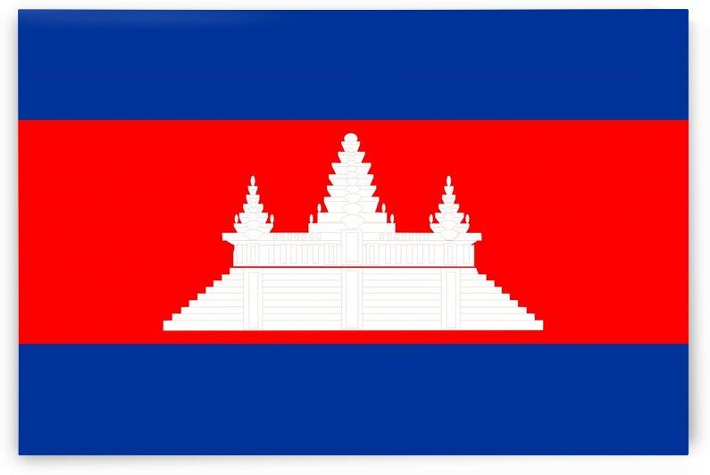 Cambodia by Tony Tudor