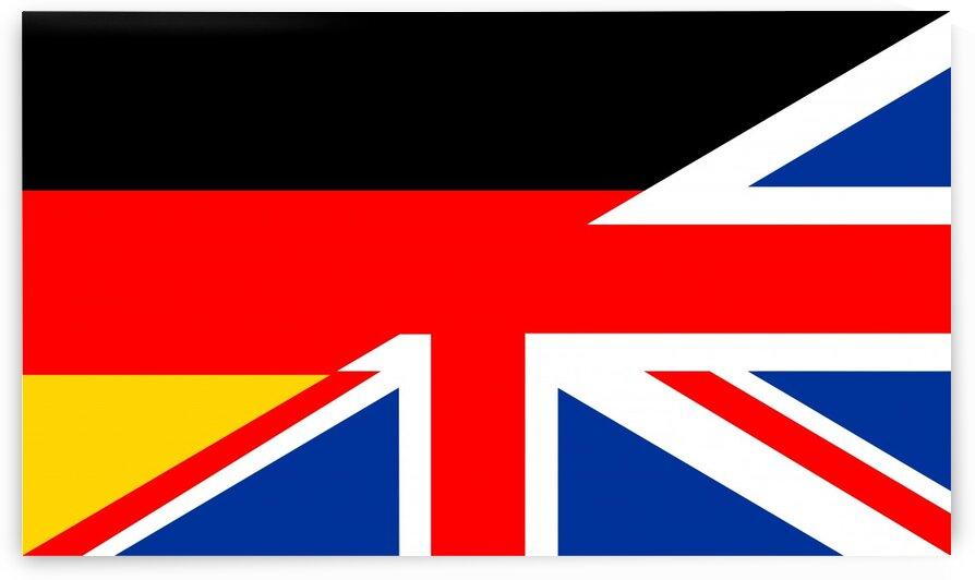 german english by Tony Tudor