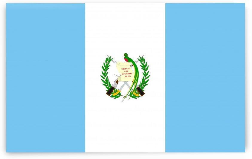 Guatemala by Tony Tudor