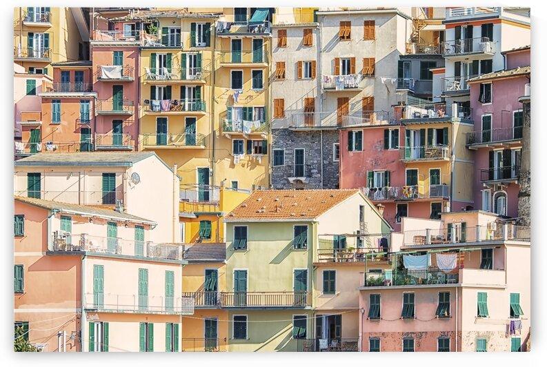 Italian village by Manjik Pictures