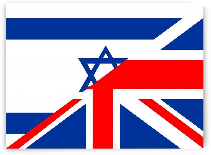 israel uk by Tony Tudor