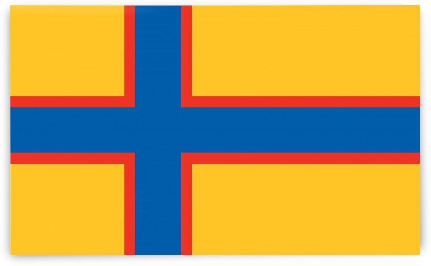 Ingrian people flag by Tony Tudor