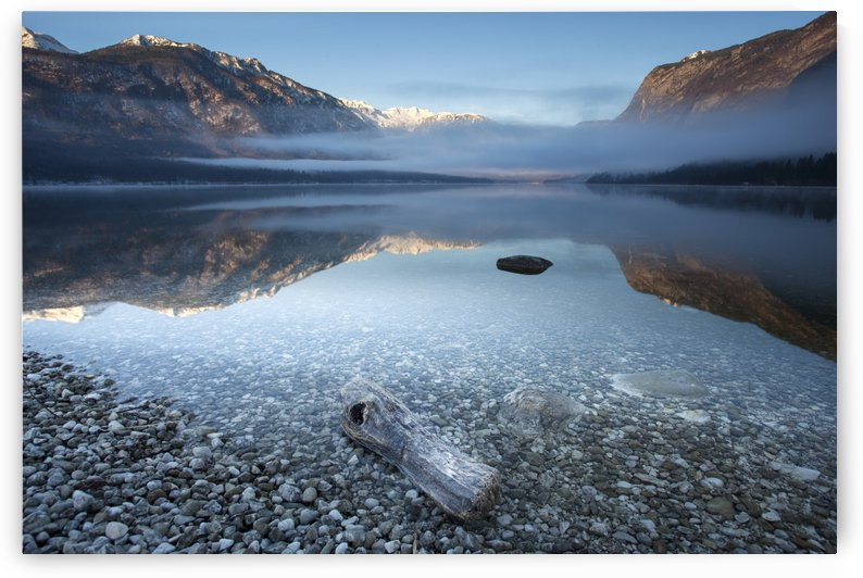 Bohinj's Tranquility by 1x