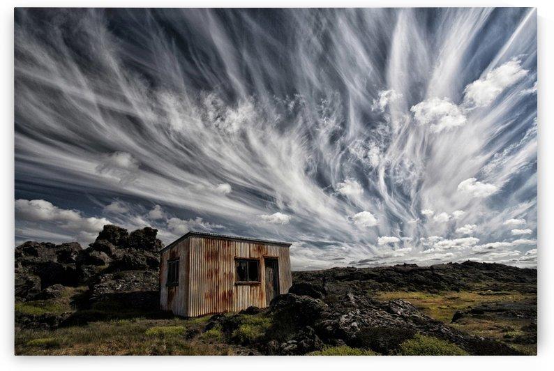 Fluffy Sky by 1x