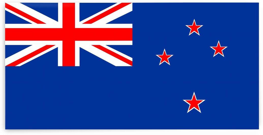 New Zealand by Tony Tudor