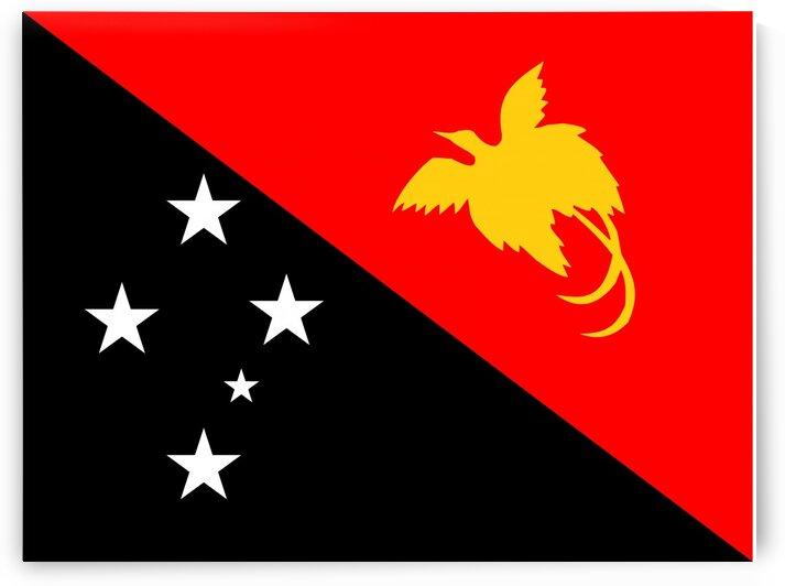 Papua New Guinea by Tony Tudor