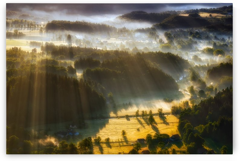 In the Morning Mists by 1x