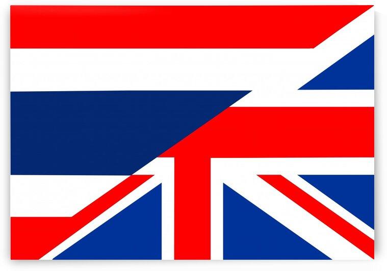 thailand uk by Tony Tudor