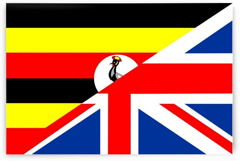 uganda uk by Tony Tudor