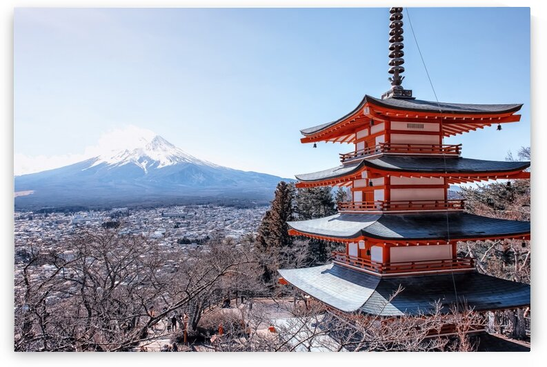 Beauty of Japan by Manjik Pictures