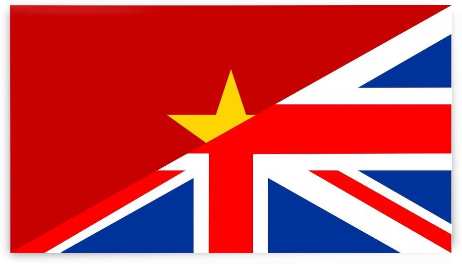 vietnam uk by Tony Tudor