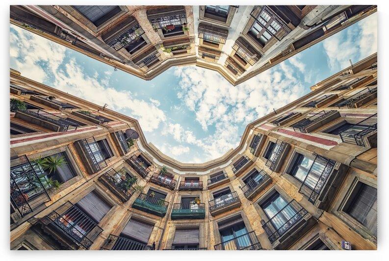 Barcelona street by Manjik Pictures