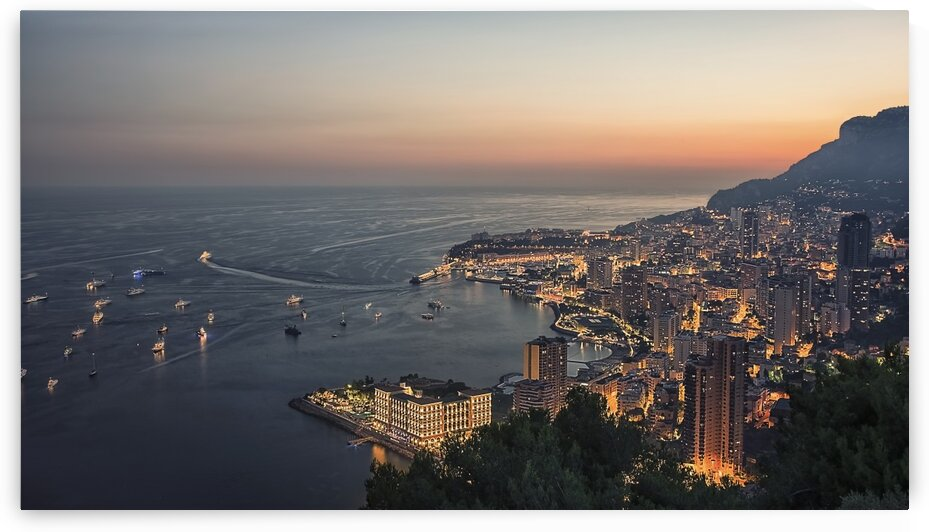 Monaco by Manjik Pictures