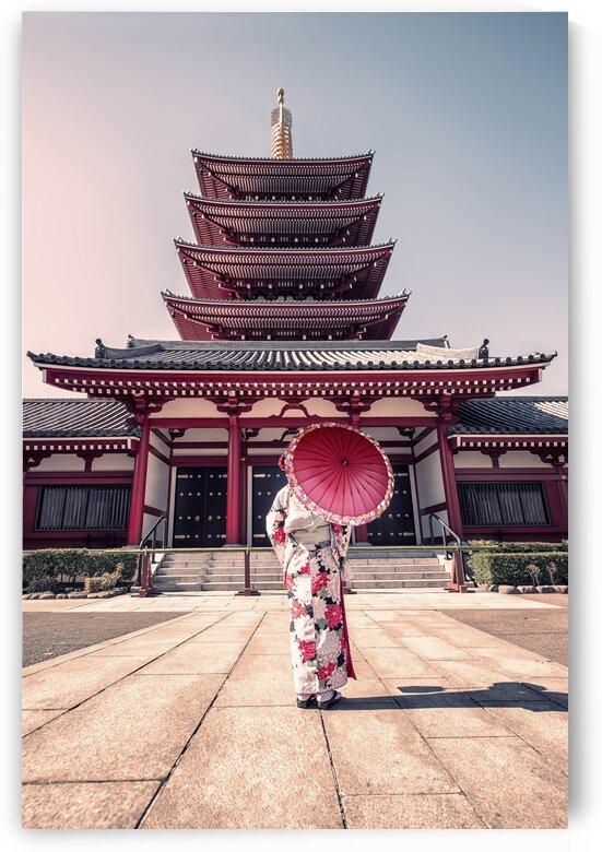 Senso-Ji by Manjik Pictures