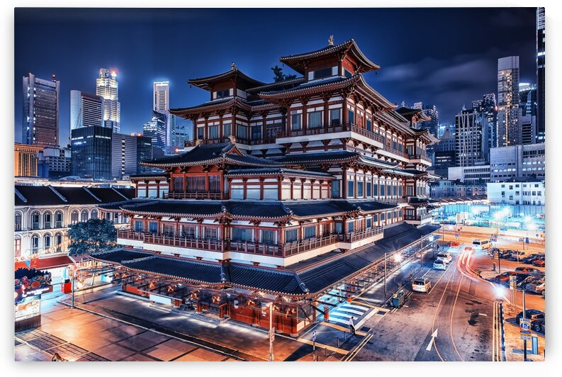Chinatown wonder by Manjik Pictures