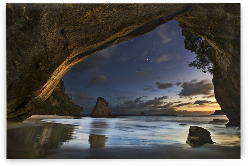 Cathedral Cove by 1x