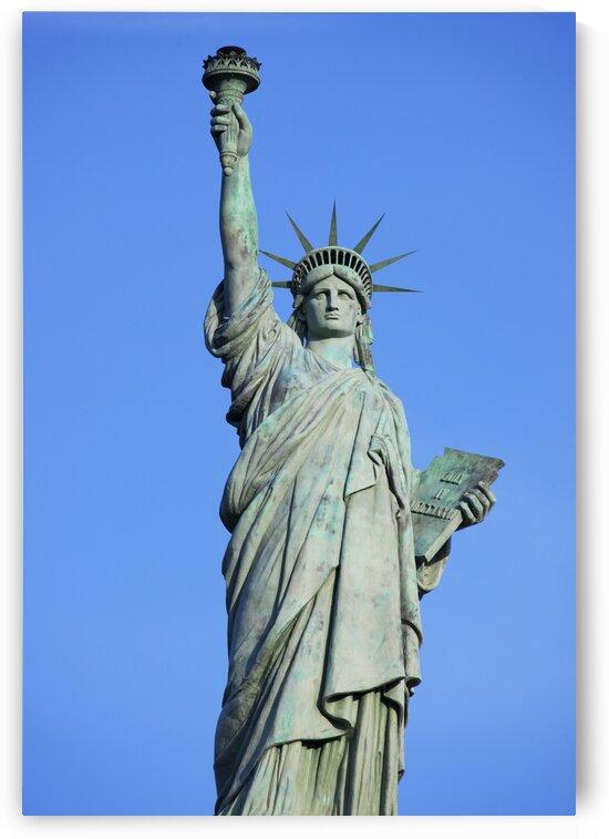 A bronze replica of the Statue of Liberty 2 by Tony Tudor