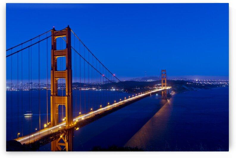 Golden Gate Bridge by Tony Tudor