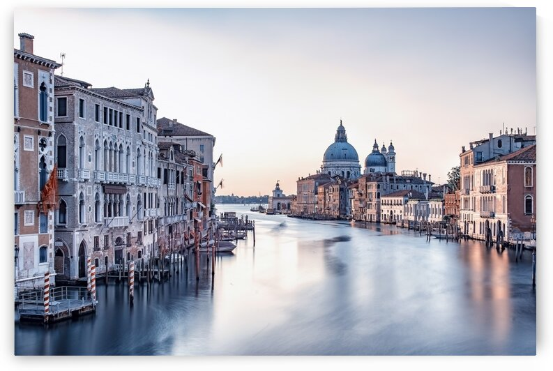Grand Canal by Manjik Pictures
