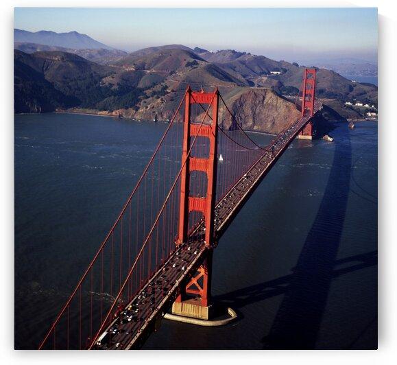 the Golden Gate Bridge by Tony Tudor
