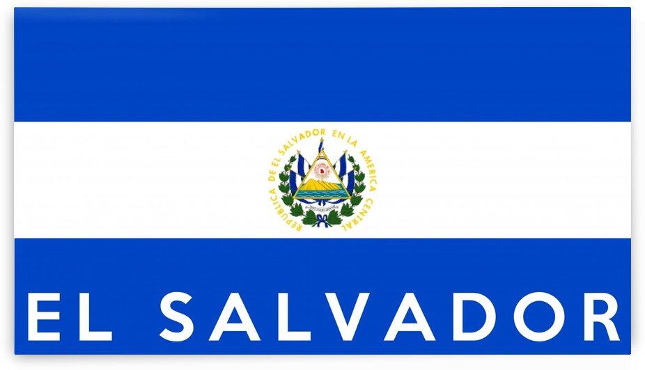 El Salvador name by Tony Tudor