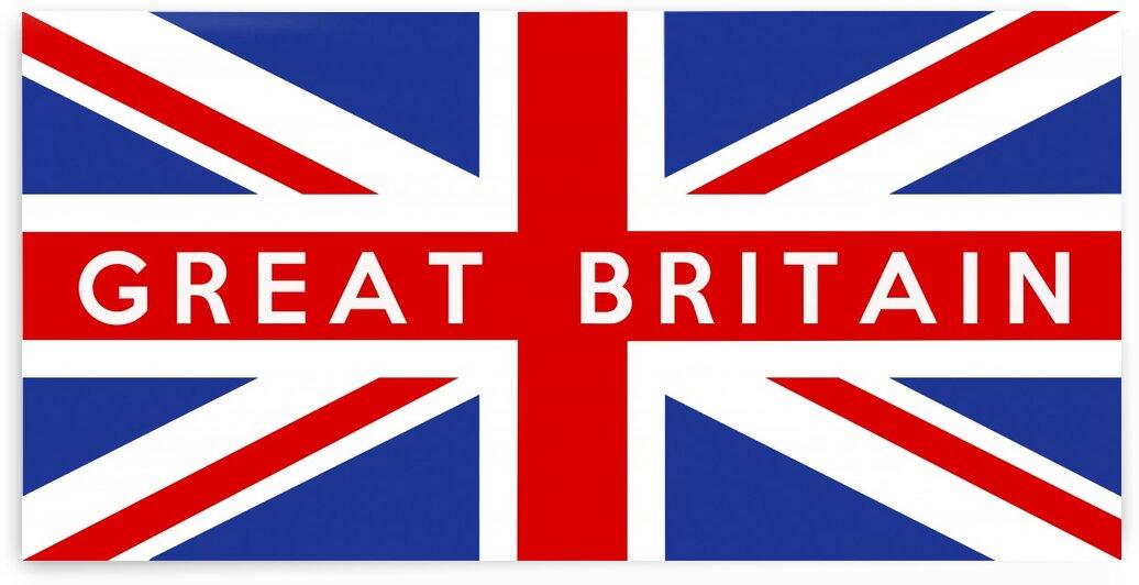 GREAT BRITAIN name by Tony Tudor