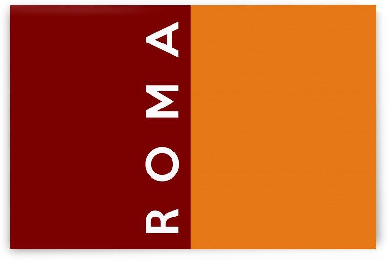 rome name by Tony Tudor