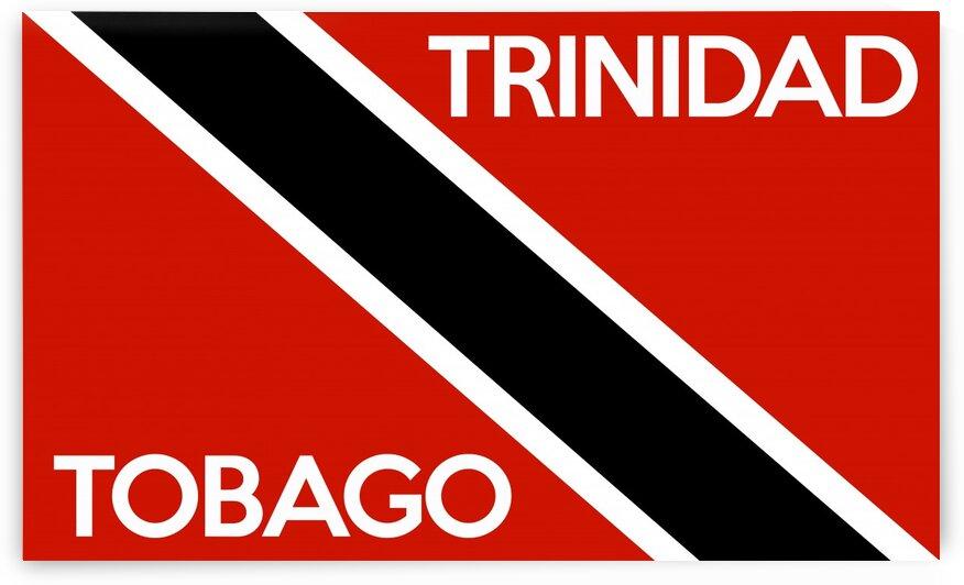 Trinidad and Tobago name by Tony Tudor