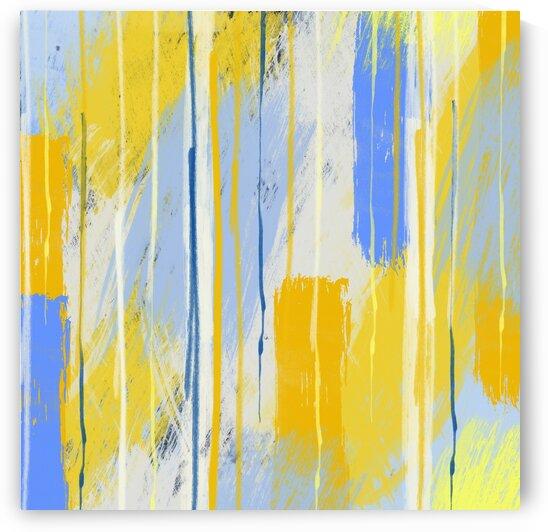Yellow. Blue. by Ievgeniia Bidiuk