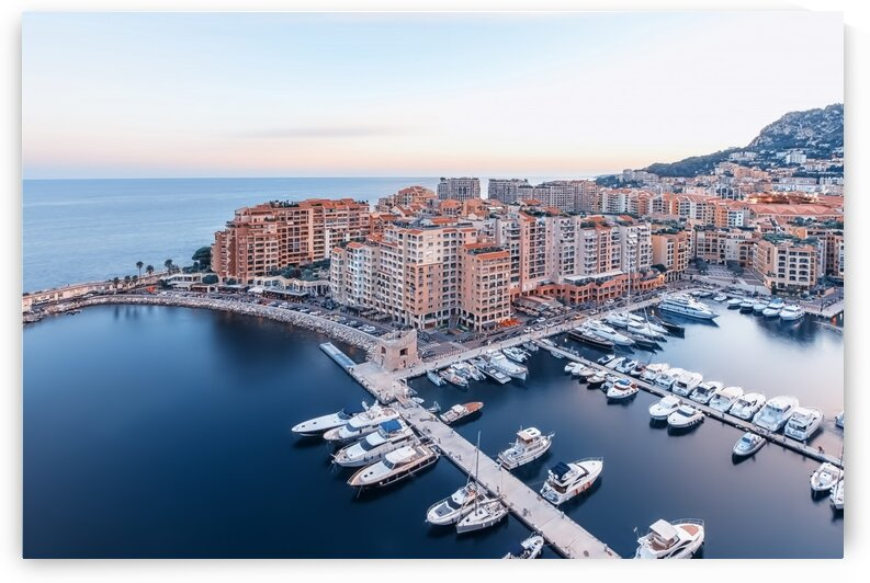 Fontvieille by Manjik Pictures