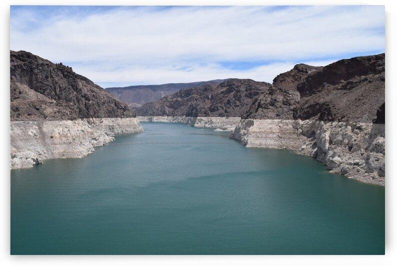 Hoover Dam by Emily Johnson