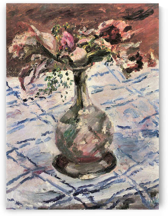 Orchid by Lovis Corinth by Lovis Corinth
