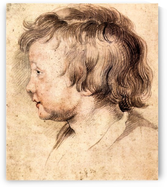 Son Albert by Rubens by Rubens