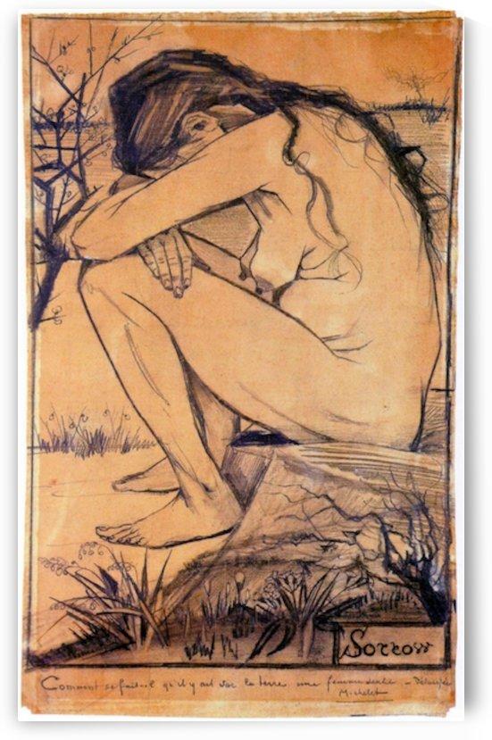 Sorrow_lg by Van Gogh by Van Gogh