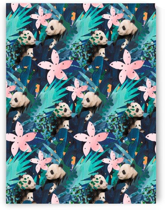 Panda Surprise Within  by BelindaJL