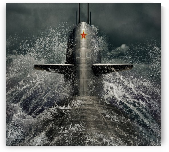 submarine by 1x