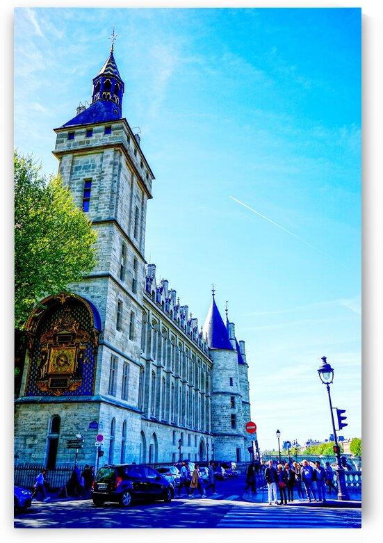 Palais de la Cite Paris by 1North
