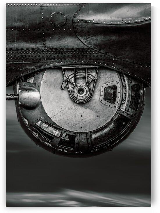 Ball Turret by Bob Orsillo