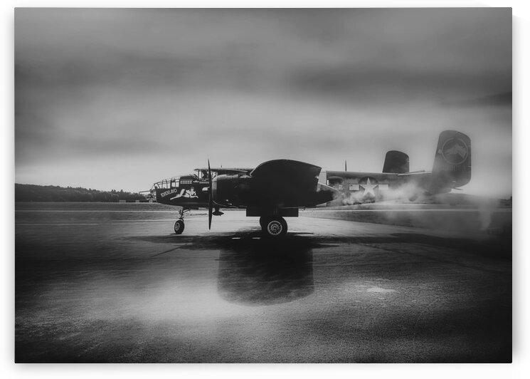 NORTH AMERICAN B-25 MITCHELL by Bob Orsillo