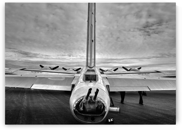 B17 Flying Fortress by Bob Orsillo