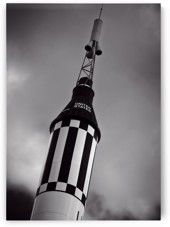 Mercury Seven by Bob Orsillo
