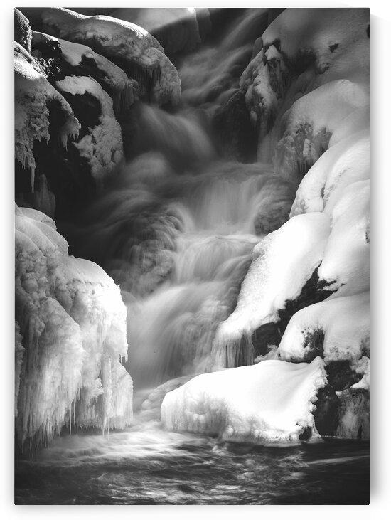 Inside The Falls by Bob Orsillo