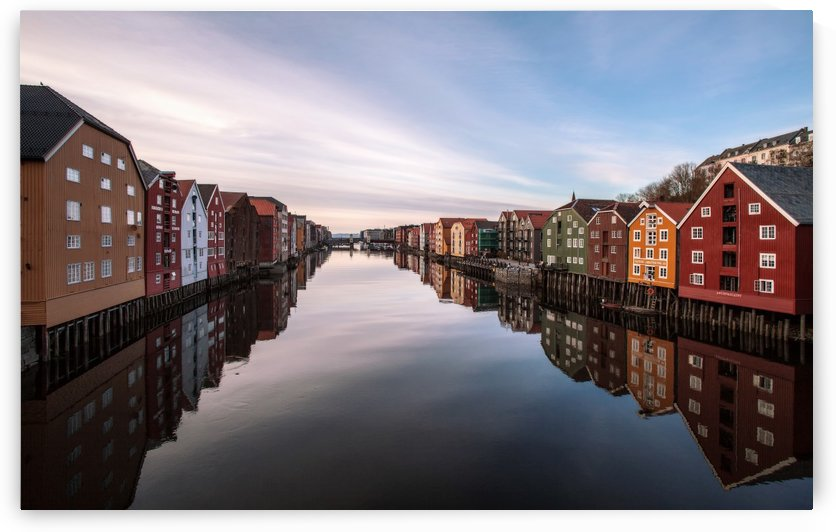 Trondheim, Norway by 1x